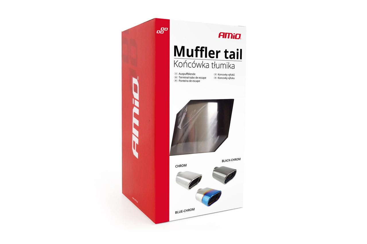 Exhaust Tip AMiO 02356 rating