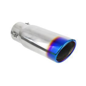 Déflecteur de tuyau de sortie 02353