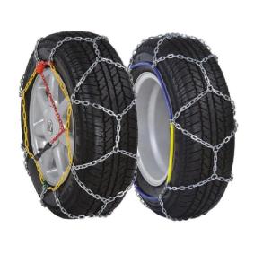 Вериги за сняг диаметър на колело: 14, 15, 16, 17, 18, 19, 390, 415, 475цол (инч) 02319
