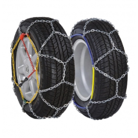 Cadenas para nieve Diámetro de rueda: 14, 15, 16, 17, 18, 19, 390, 415, 475in 02319
