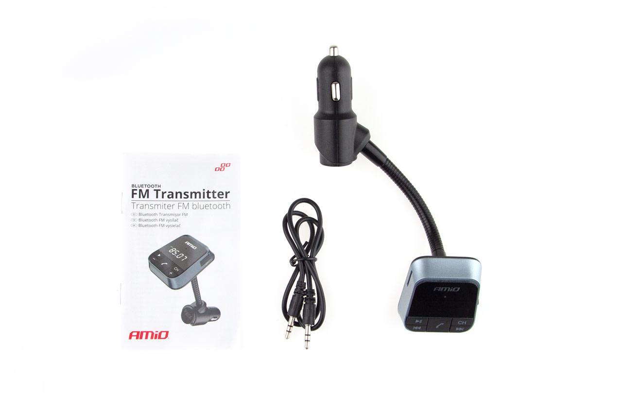 FM transmitter AMiO 02250 expert knowledge