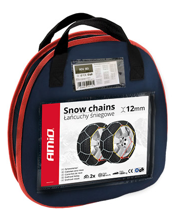 Snow chains AMiO 02107 rating