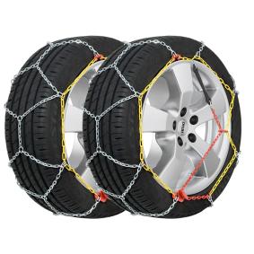 Cadenas para nieve Diámetro de rueda: 30in, 35in, 15in, 16in, 17in, 18in, 19in 02107