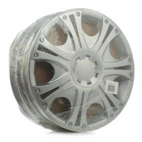 Wheel trims Quantity Unit: Set ARUBA15