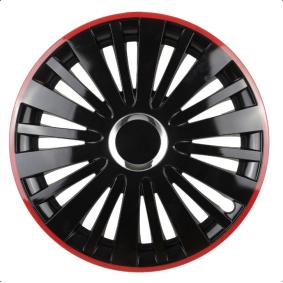 LEOPLAST Wheel trims FALCON RCP 14