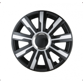 LEOPLAST Wheel trims MIRAGE CZ SR 17