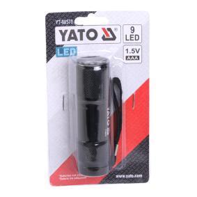 YATO Lampes manuelles YT-08570