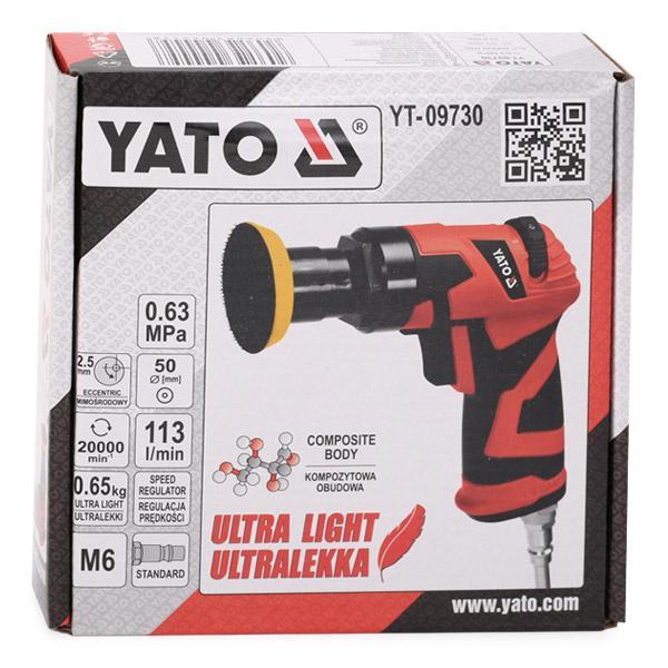 YATO  YT-09730 Szlifierka oscylacyjna