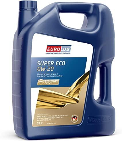 EUROLUB SUPER ECO 226005 Motoröl