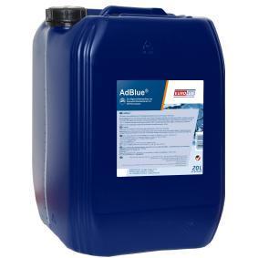 Flüssigkeit zur Abgasnachbehandlung bei Dieselmotoren / AdBlue EUROLUB 845020 für Auto (Inhalt: 20l, Kanister)