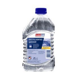 Destilliertes Wasser EUROLUB 819002 für Auto (2l, Flasche)