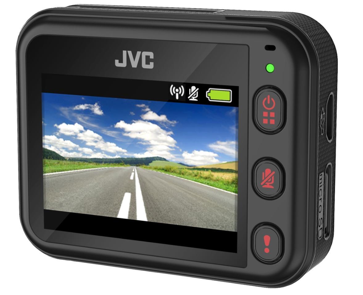 Dashcams JVC GC-DRE10-S expert kennis