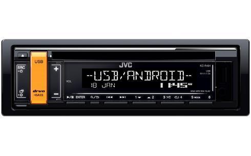 autoradio KD-R491 JVC KD-R491 in Original Qualität