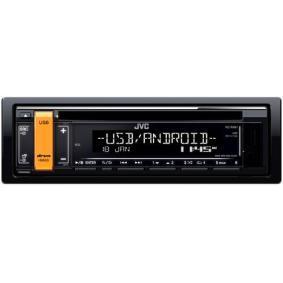 Estéreos Potência: 4x50W KDR491