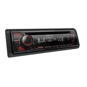Stereos Vermogen: 4x50W KDCBT440U