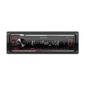Stereo Potenza: 4x50W KMMBT206