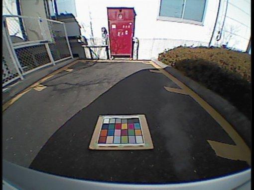 Камера за задно виждане, паркинг асистент PIONEER ND-BC8 експертни познания