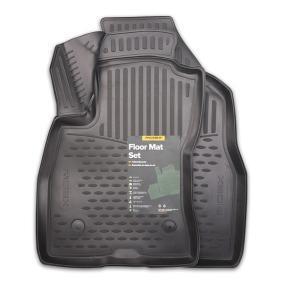 Conjunto de tapete de chão 215A0384 FIAT DOBLO Caixa/Combi (263)
