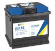 Original CARTECHNIC 012 Starterbatterie