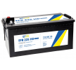 OEM Starter Battery 40 27289 03989 3 from CARTECHNIC
