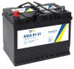 CARTECHNIC Autobatterie 40 27289 00675 8