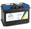 original CARTECHNIC 536987 Starter Battery