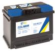 CARTECHNIC Autobatterie 40 27289 03765 3