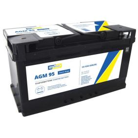 Starterbatterie mit OEM-Nummer 61 21 7 575 327