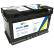 Original CARTECHNIC 580500080 Starterbatterie