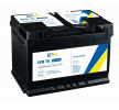 originele CARTECHNIC 611652 Accu / Batterij