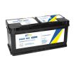 Original CARTECHNIC 020AGM Starterbatterie
