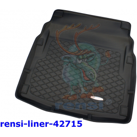 Car boot tray 42715 MERCEDES-BENZ E-Class Saloon (W212)