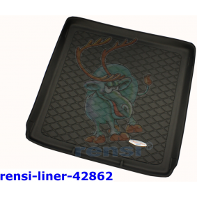 Car boot tray 42862 OPEL Astra J Sports Tourer (P10)