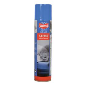 Glasreiniger Valma 1830570 für Auto (Inhalt: 400ml, Sprühdose, blau)