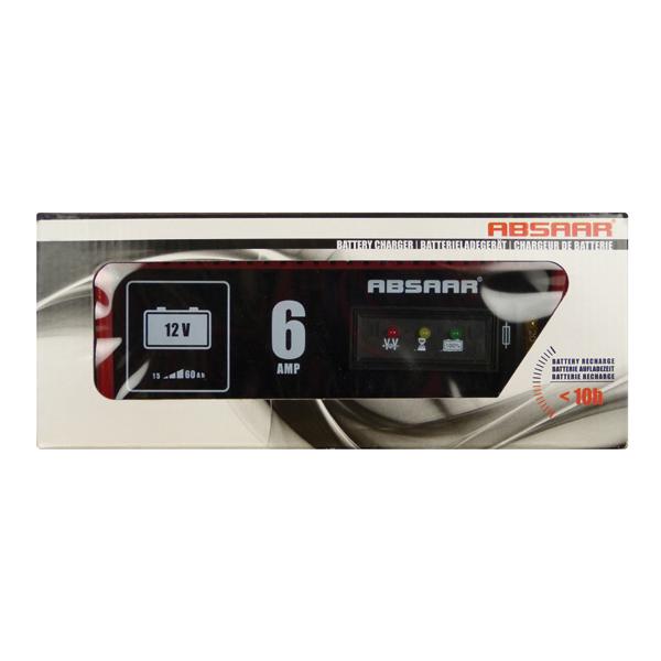 Batterieladegerät Absaar 0635606 Bewertung