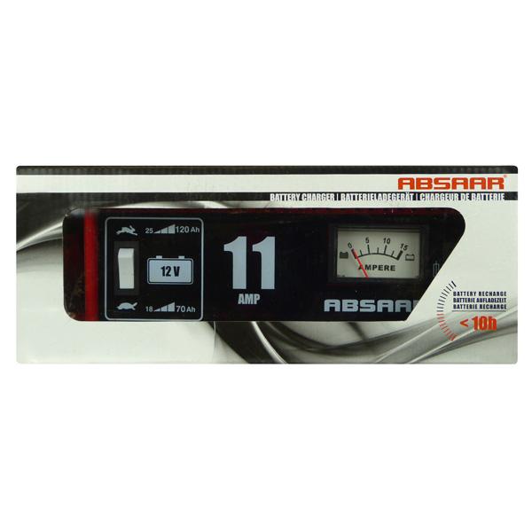 Batterieladegerät Absaar 0635611 Bewertung
