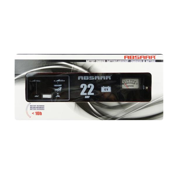 Batterieladegerät Absaar 0635622 Bewertung