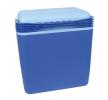 Zens Koelbox 410mm, 390mm, 250mm, Zonder verwarming, Met stekker voor sigarettenaansteker, PU (Polypropyleen), A+, Volume: 21L