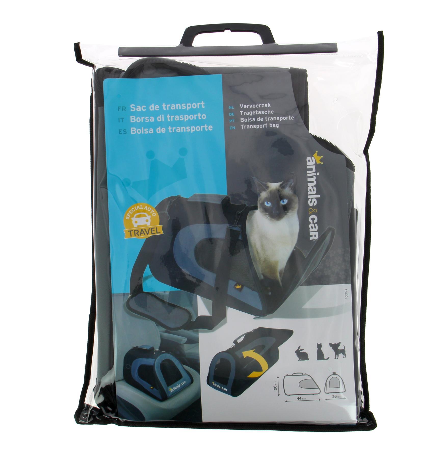 Koiran kantolaukku animals&car 170001 asiantuntemusta