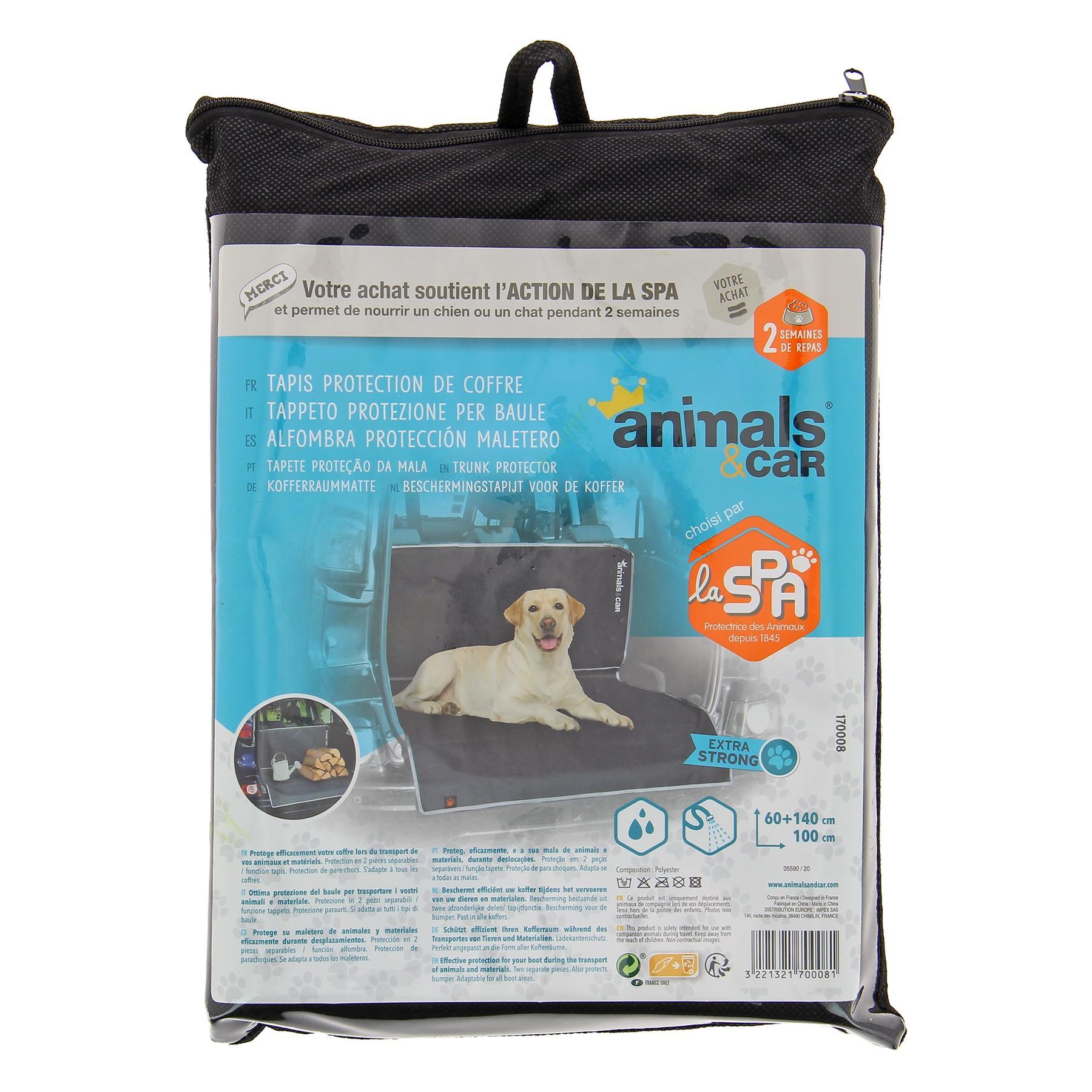 Kutya védőhuzat animals&car 170008 szaktudással