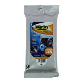 Lingettes de nettoyage manuel 011252