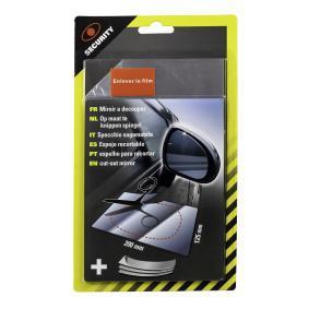 BMW 3 Touring (E46) 328i Außenspiegelglas CARTEC 403586 (328i 2.8 Benzin 2000 M52 B28 (286S2))