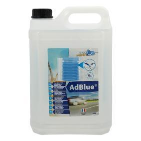 Flüssigkeit zur Abgasnachbehandlung bei Dieselmotoren / AdBlue ECOBUDGET 020260 für Auto (Inhalt: 5l, Kanister)