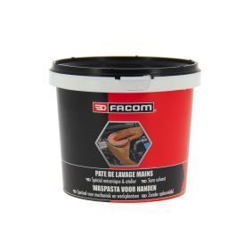 Produits de nettoyage des mains FACOM 006042 pour voiture (Capacité: 750ml, ne contient pas de solvant, Seau)