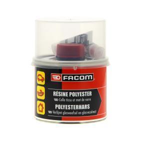 Metallkleber FACOM 006049 für Auto (Flasche, Tube, Gewicht: 500g)
