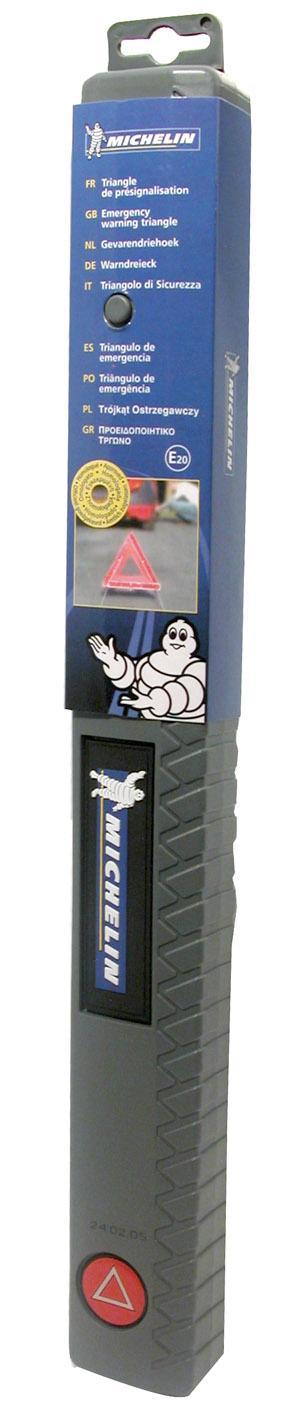 Trójkąt ostrzegawczy Michelin 009535 fachowa wiedza