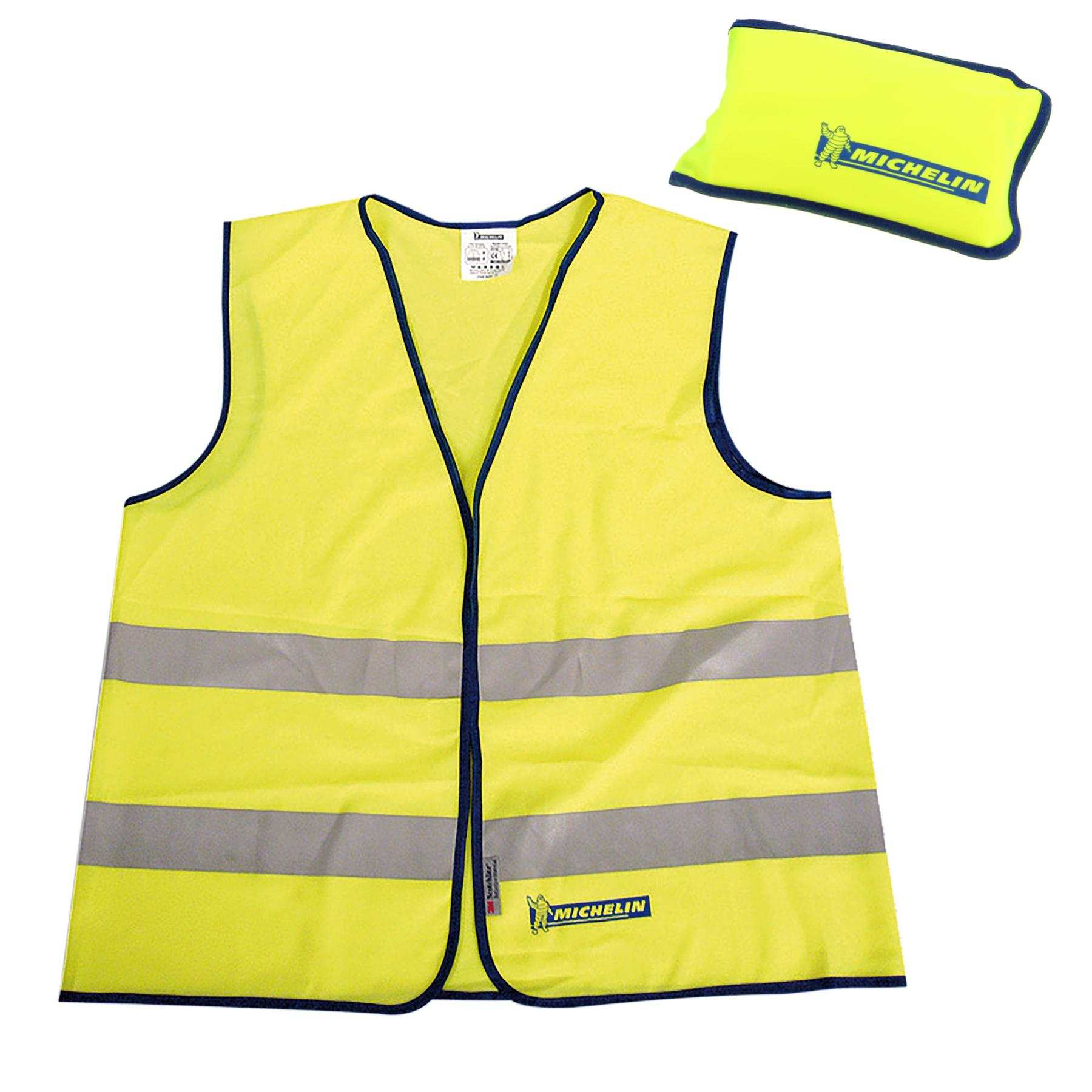 High-visibility vest 009534 Michelin 009534 original quality