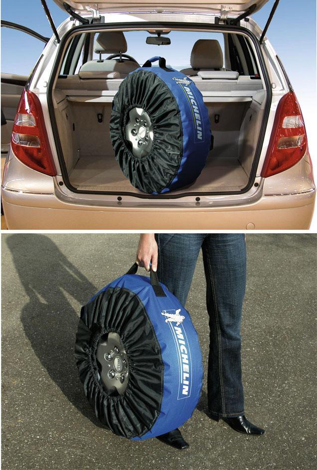 Couvre-roue de secours Michelin 009099 évaluation