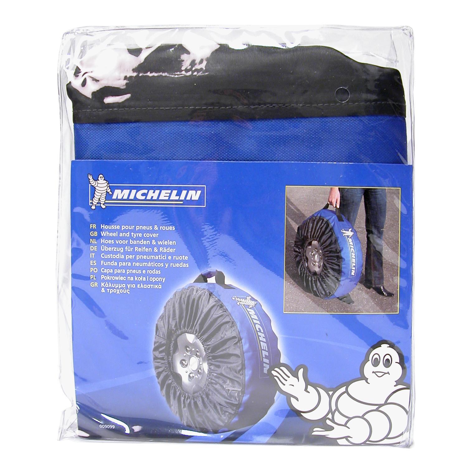 Housse de roue de secours Michelin 009099 connaissances d'experts
