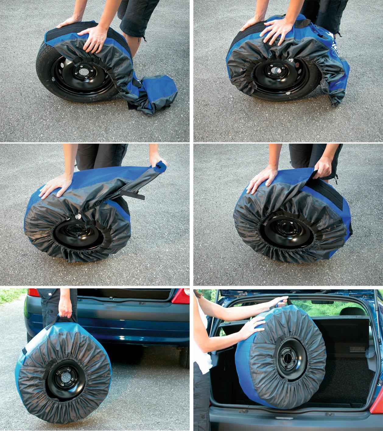 Housse de roue de secours Michelin 009099 3221320090992
